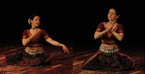 India tra ritmi e stili di danza