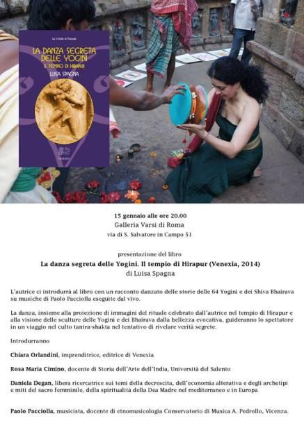 libro roma galleria varsi