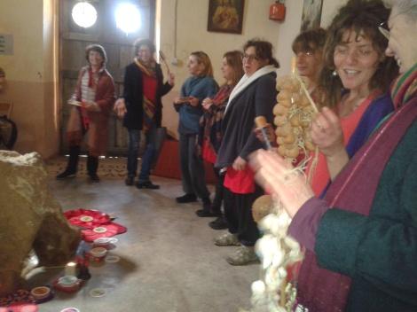donne, oracolo e pietra forata 1